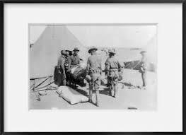 Photo: Sgt. Benjamin McGhee, 13th Cavalry, Parral, Mexico, 1916   eBay