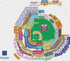 Busch Stadium St Louis Cardinals Arizona Cardinals Seating