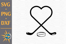 The largest data of free vector icons. 17 Hockey Svg Designs Graphics