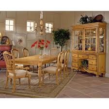 Hillsdale Dining Table Hillsdale Wilshire 5 Piece Antique Pine Dining Set Dining Table