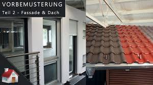 Häusle Vorbemusterung Bei Schwörerhaus Teil 2 Fassade Dach