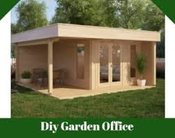 Diy garden office Small In This Case Garden Office Can Be The Perfect Solution Some People Also Think Diy Garden Office Inside Their Property To Run Their Small Business Goodshomedesign Planning Your Garden Office Heres How To Do It