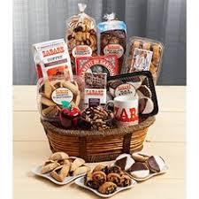 clic zabar s basket kosher kosher recipes themed gift baskets make money