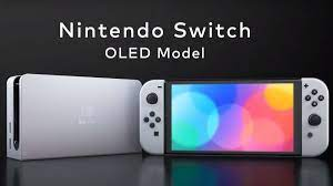 Nintendo Switch OLED announced with ...