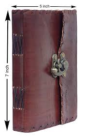 WerKens Vintage <b>Leather Journal</b> Retro Travel <b>Diary</b> an Exclusive ...