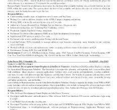 Python Django Developer Resume Resume Objective Ideas – megakravmaga.com