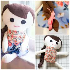 Fabric Doll Patterns