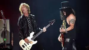 <b>Guns N</b>' <b>Roses</b> bassist Duff McKagan on addiction, panic attacks