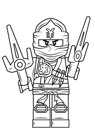 Small Picture Lego Ninjago Jay ZX coloring page Free Printable Coloring Pages