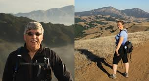 Wendy Wheeler and Thomas Page Hike All the East Bay Park Trails