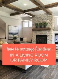 family room furniture. Wonderful Room Beautiful Living Room  Arranging Furniture Around Stone Fireplace And TV To Family Room Furniture Y