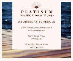 Tide Chart Ormond Beach Florida Whats New At Platinum Yoga And Personal Training In Ormond