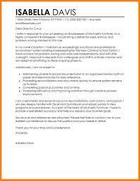 Bookkeeper Cover Letter 24 Cover Letter Best Cv Model 18