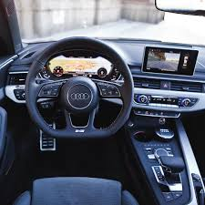 The new A4 interior really sets another level in its class. Heads ...
