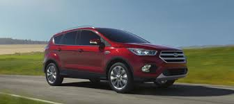 ford new car release 20142017 Ford Escape SUV  5Star Crash Safety Rating  Fordcom