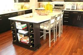 kitchen kitchen island attractive table with storage seating medium version small and for 4