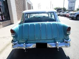 1955 Used Chevrolet Nomad at The Internet Car Lot Serving Omaha ...