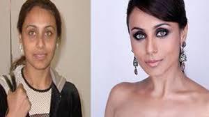 rani mukhrjee without makeup images