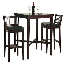 awesome high top pub table set tall bar and chairs home intended high top bar table
