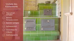 Küchenherdküchenofen Kaufen Holz Wasserführend Elektro