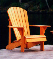 Adirondack Rocking Chair plans The Barley Harvest Woodworking