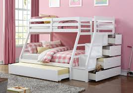 white bunk bed with stairs. Modren Stairs And White Bunk Bed With Stairs T