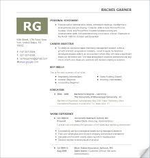 Free Sample Resume Templates Advice And Career Tools Resume Surgeon