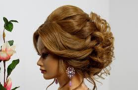 Bridal Hairstyle For Long Medium Hair Wedding Prom Updo Youtube