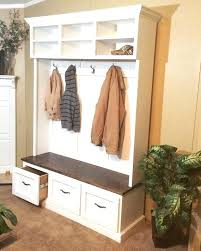 Coat Rack And Shoe Bench Bench With Shoe Storage And Coat Rack Image Of Entryway Shoe Storage 54