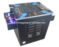 Cocktail Arcade Cabinet 19 Inch Lcd 2 Player 60 Classic Game Cocktail Arcade Machine Buy