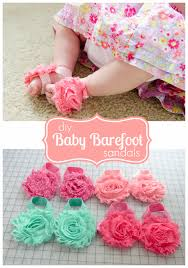diy gifts for babies diy baby barefoot sandals best diy gift ideas for baby