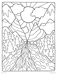 Free Coloring Pages For Kids 4th Of July Thanksgiving To Print