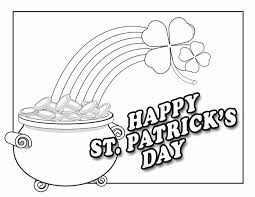 Small Picture Free st patricks day coloring pages printable ColoringStar