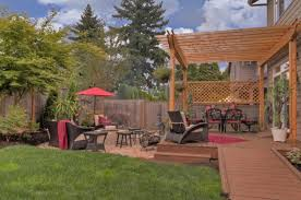 Small Picture 20 Landscaping Deck Design Ideas for Small Backyards Style