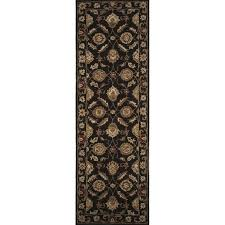 jaipur rugs mythos 4 x 16 runner hand tufted wool rug
