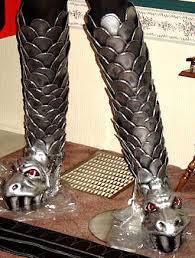 gene simmons kiss boots. www.motorcowboy.com gene simmons kiss boots o