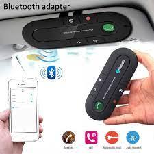 Loa Bluetooth 4.1 Không Dây Gắn Trần Ô Tô Hỗ Trợ Nghe Nhạc Mp3