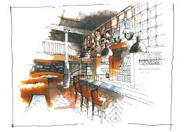 Interior Design Drawing Classy Interviews Olgaart48
