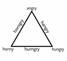 Dopl3r Com Memes Angry Horny Hurngry Hungry