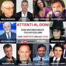 Fondazione Exodus di Don Antonio Mazzi - Berichten