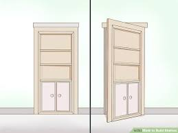 Building closet shelves Ideas How To Build Shelves In Closet Image Titled Build Shelves Step Building Closet Organizers With Plywood Pinterest How To Build Shelves In Closet Heritagehumanesocietyinfo