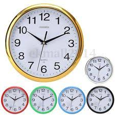 Small Picture Wall Clocks eBay