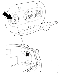 Aston martin db9 battery disconnect switch and location