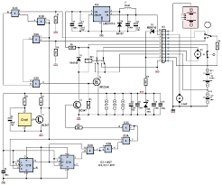 solar tracker circuit diagram the wiring diagram solar panel block diagram vidim wiring diagram circuit diagram