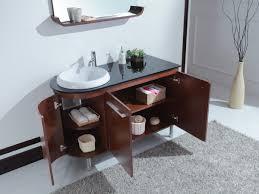modern single sink bathroom vanities. Arturo 47 Inch Modern Single Sink Bathroom Vanity Vanities H