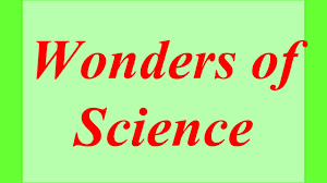 wonders of modern science essay exosbd