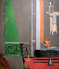 the piano lesson by henri matisse