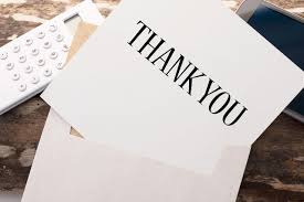 thank you note example for a work experience follow up an interview this professional thank you note