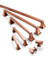 Long Cabinet Pulls copper cabinet pulls and knobs roselawnlutheran 8500 by xevi.us