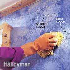 How to Sponge Paint a Wall